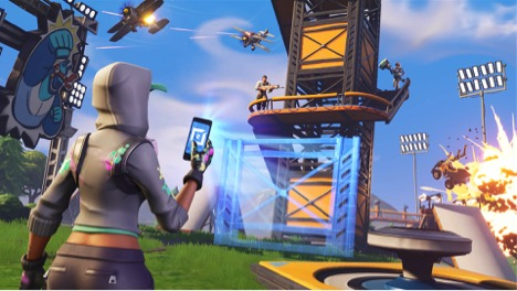Fortnite v9.10 Update Brings Hot Spots to Maps, Adds Downtown Drop Limited Time Mode