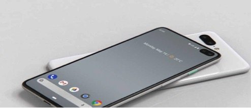 GOOGLE PIXEL 4 XL LATEST SCHEMATIC LEAK SHOWS DUAL FRONT CAMERAS INSIDE PILL