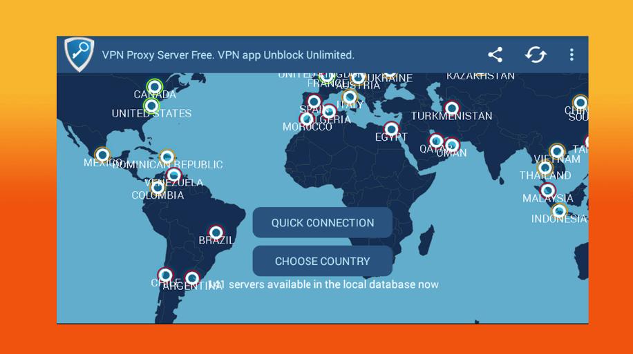 VPN Proxy Server