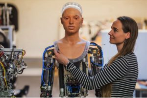 Ai-Da, the Humanoid Robot Artist, Gears Up for First Solo Exhibition