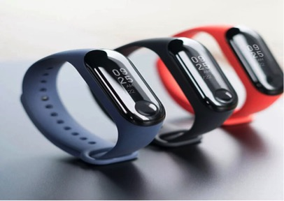 Mi Band 4 Teaser Confirms Colour Display, Reveals Strap Colour Options