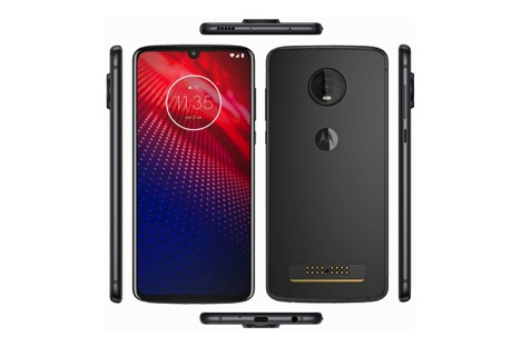 Moto Z4 won't be launching outside the US and Canada