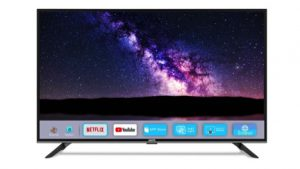 Sanyo Launches Nebula Series Smart TVs on Amazon, Starting Rs. 12,999
