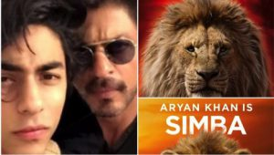 Shah Rukh Khan, Son Aryan to Voice Mufasa, Simba in The Lion King Hindi Dub