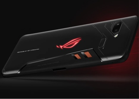 ASUS ROG PHONE 2 WILL BE THE FIRST PHONE TO HAVE SNAPDRAGON 855 PLUS