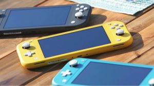 Nintendo Switch Lite Launched - Available From September 20