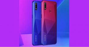 Realme 3i Diamond Cut Back Panel, Dual Rear Cameras, Helio P60 SoC, 4,230mAh Battery