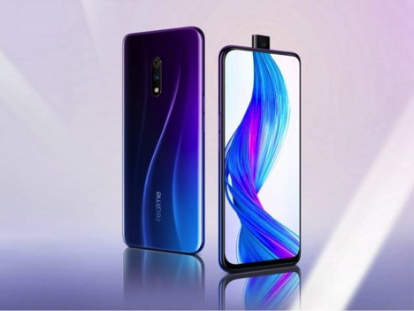 Realme X With Pop-Up Selfie Camera, 48-Megapixel Primary Camera Launched in India