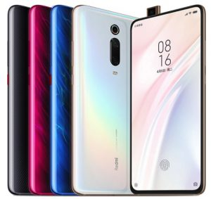 Redmi K20 Pro Summer Honey White Colour Variant Launched