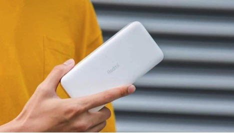 Redmi Power Bank in 10,000mAh, 20,000mAh Capacities Launched
