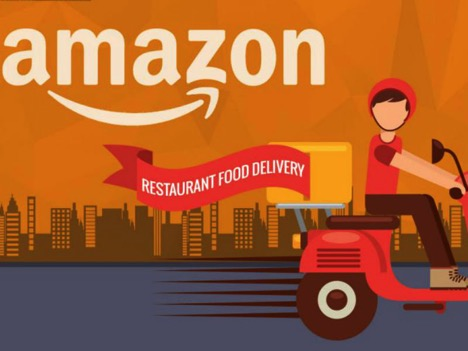 Amazon to start into food delivery space with Prime Now