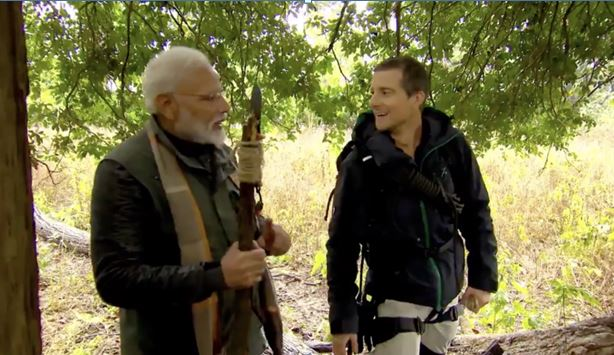 HOW TO WATCH PM MODI IN MAN VS WILD ONLINE LIVE FOR FREE