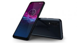Motorola One Action With 21-9 Cinema Vision Display Launched in India