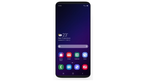 ONEUI 2.1- GALAXY S11 TO COME WITH ANDROID Q
