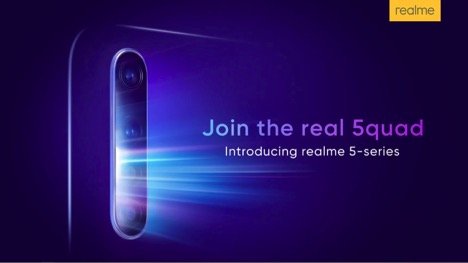 Realme 5 Pro, Realme 5 India Launch Set for August 20 – Confirmed