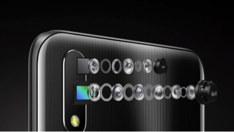 Realme 64-Megapixel Phone With Quad Rear Camera Setup