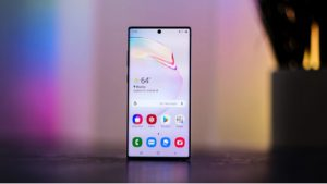 Samsung Galaxy Note 10 Plus unboxing