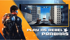 Saaho The Game Viral On Google playstore