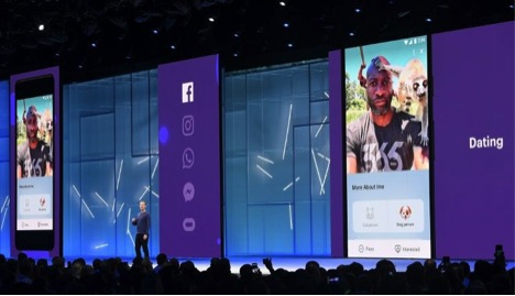 FACEBOOK DATING SERVICE LAUNCHED