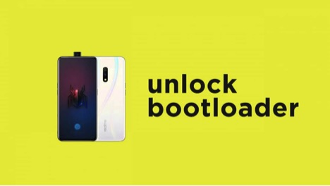 HOW TO UNLOCK THE BOOTLOADER OF REALME X?