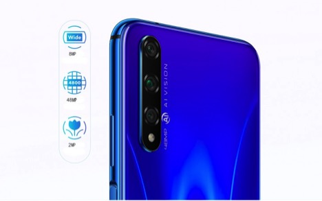 Honor 20s, Honor Play 3 With Triple Rear Cameras Launched