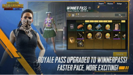 PUBG Mobile Lite WinnerPass Brings Exclusive Rewards, Challenges After v14.0 Update