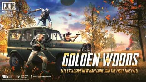 PUBG Mobile Lite v0.14.1 Update Brings Golden Woods Map in India