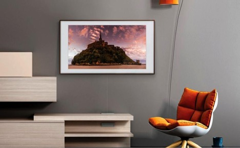 Samsung Frame QLED TV Price in India Cut to Rs. 84,990 During Flipkart Big Billion Days Sale