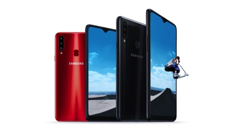 Samsung Galaxy A20s With Triple Rear Cameras, 4,000mAh Battery Launched