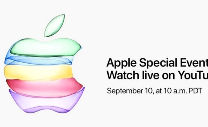 iPhone Launch Event on September 10 to Be Live Streamed on YouTube