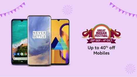 Amazon Great Indian Festival 2019 Sale Kicks Off- Here Are All the Best Offers So Far