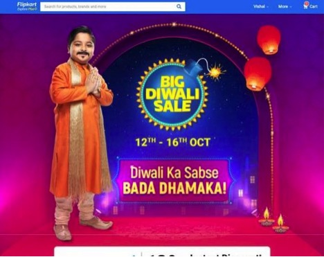 Flipkart Big Diwali Sale 2019 Announced- Here's What You Can Expect This Year