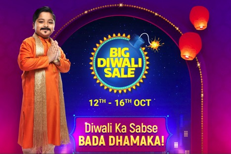 Flipkart Big Diwali Sale 2019 Goes Live