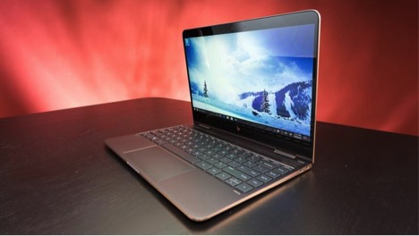 HP Spectre x360 4K OLED Display Launched