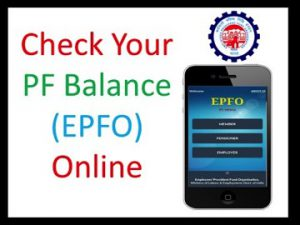 How to check EPF balance online via portal, Umang app, SMS or a missed call