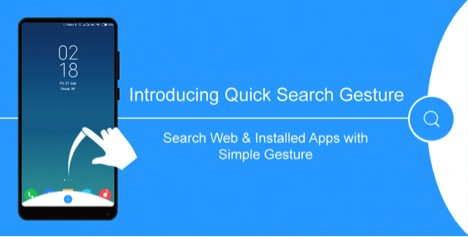 How to disable the swipe up Google Search gesture on MIUI 10?
