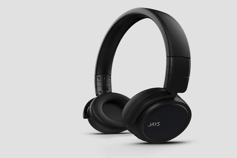 Jays x-Five Wireless Headphones Launched in India at Rs. 3,999