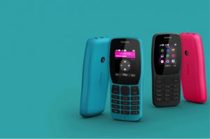 Nokia 110 feature phone launched in India for Rs 1,599