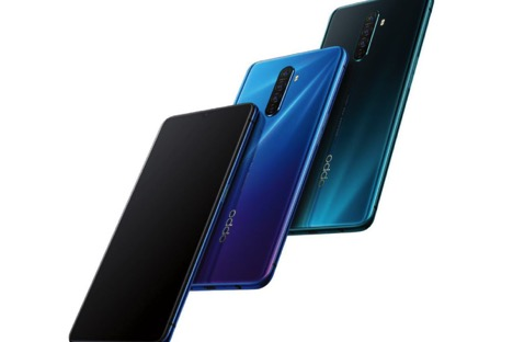 Oppo Reno Ace With 65W SuperVOOC Fast Charging Tech Launched