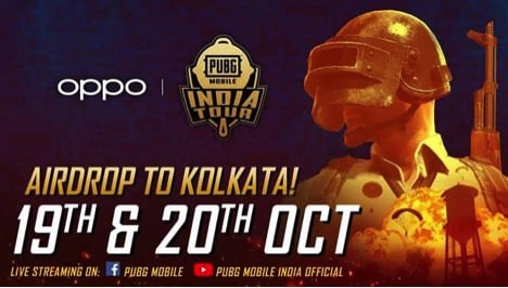 PUBG Mobile India Tour 2019- Grand Finals set in Kolkata this weekend