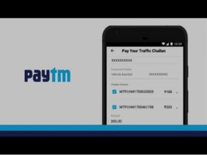 Paytm traffic challan payments is now live in Maharashtra- All you need to know