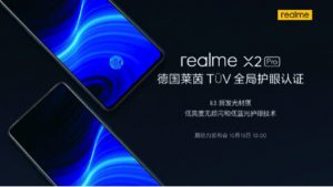 Realme X2 Pro to Launch in India in December, Teased with In-Display Fingerprint Scanner