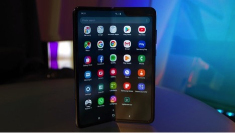 Samsung Galaxy Fold First Impressions India- A look at the future fold for smartphones