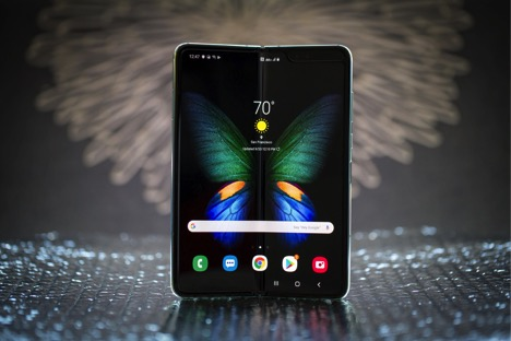 Samsung Galaxy Fold launched in India- Price, specifications and features