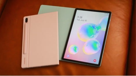 Samsung Galaxy Tab S6 to get 5G version, will be world's first 5G tablet