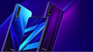 Vivo Z1x with 8GB RAM launched in India- Price and Specs