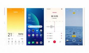 ColorOS 7 launched in India with redesigned icons, dark mode, DocVault, Camera X
