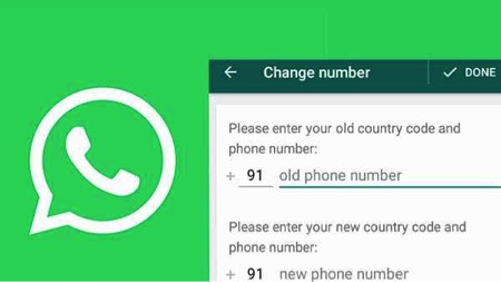Here's how to change your WhatsApp number easily
