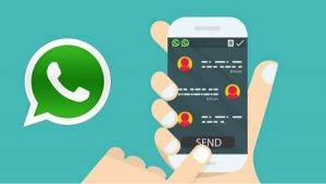 How to send messages to a blocked WhatsApp contact