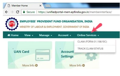 How to submit EPF claim online, withdrawal procedure and more